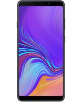 سامسونج جالكسي A9 2018 A920 سعة 128 جيجابايت الجيل الرابع (4G) ثنائي الشريحة,  أسود