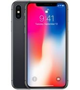 APPLE IPHONE X,  space gray , 256gb