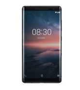 NOKIA 8 SIROCCO 128GB,  black