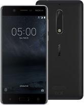 نوكيا 5 16GB 4G LTE ثنائي الشريحة,  أسود