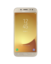 SAMSUNG GALAXY J5 16GB 4G DUAL SIM 2017,  gold