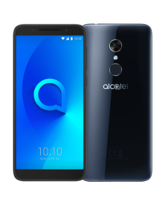 ALCATEL 3 5052D 16GB 4G DUAL SIM,  black