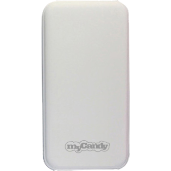 MYCANDY POWER 10, 000MAH PB13,  white
