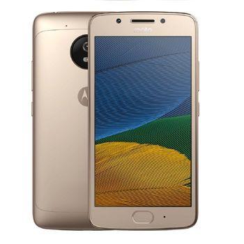 MOTO G5 XT1676 16GB 4G DUAL SIM,  gold