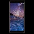 NOKIA 7 PLUS 64GB 4G DUAL SIM,  black copper
