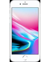APPLE IPHONE 8 PLUS,  silver, 256gb