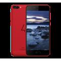FOUR S710 RUBY 32GB DUAL SIM 4G LTE,  red