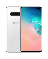SAMSUNG GALAXY S10 PLUS DUAL SIM,  ceramic white, 512gb