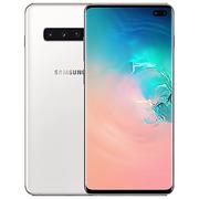 SAMSUNG GALAXY S10 PLUS DUAL SIM,  ceramic white, 512gb
