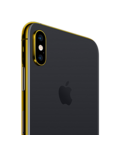 24K GOLD PLATED APPLE IPHONE XS MAX,  space gray, 512gb
