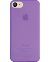 MYCANDY IPHONE 7 / IPHONE 8 BACK CASE LIPSTICK PURPLE