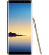 SAMSUNG GALAXY NOTE 8 64GB DUAL SIM,  gold