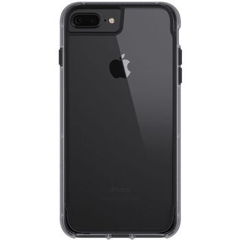 GRIFFIN IPHONE 7 PLUS BACK CASE SURVIVOR BLACK/SMOKE/CLEAR