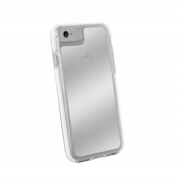 PURO IPHONE 7 / IPHONE 8 HARD SHIELD CASE,  white