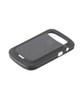 Blackberry Bold 9900/9930 Soft Shell Rim,  black