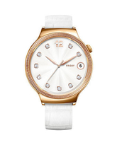 Huawei Smartwatch G101 Leather Strap White
