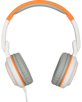 TRIBE ON EAR STEREO HEADSET BB8,  orange