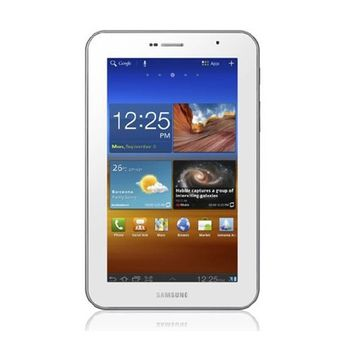 SAMSUNG P6200 GALAXY TAB 7 PLUS PURE WHITE