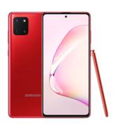 SAMSUNG GALAXY NOTE 10 LITE 128GB 4G DUAL SIM,  red