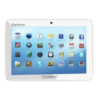 TOUCHMATE MID785 7INCH 8GB ANDROID 4.0,  white