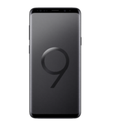 SAMSUNG GALAXY S9,  black , 64gb