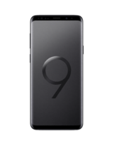 SAMSUNG GALAXY S9,  black, 128gb