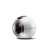 SAMSUNG GEAR 360 CAMERA WHITE