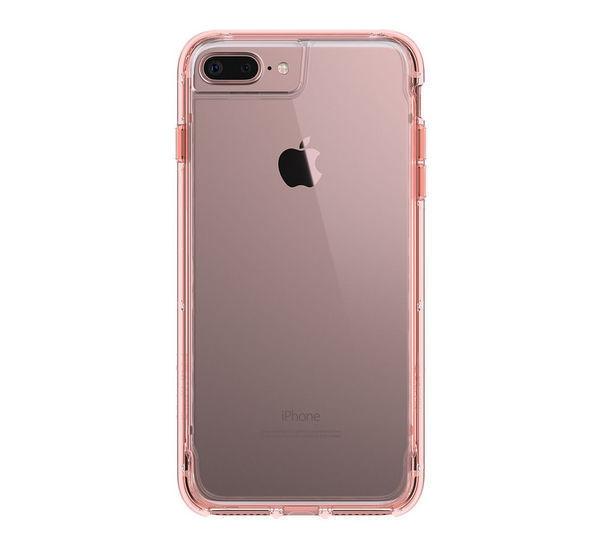 GRIFFIN IPHONE 8 PLUS BACK CASE SURVIVOR ROSE GOLD WHITE CLEAR