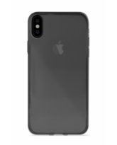 PURO IPHONE X BACK CASE,  black
