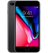 APPLE IPHONE 8 PLUS,  space gray, 256gb