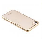 USAMS IPHONE7 PLATING TPU CASE KIM DARK GOLD