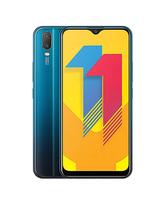 vivo Y11 32GB 4G DUAL SIM,  aqua blue