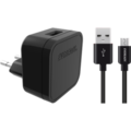 EVEREADY MICRO USB WALL CHARGER 2.4A