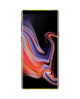 SWITCH GOLD ACCENT SAMSUNG NOTE 9 BLACK, 512gb