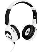 TRIBE ON EAR STEREO HEADSET STORM TROOPER,  white