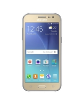 SAMSUNG GALAXY J200FD 8GB 4G DUOS,  gold