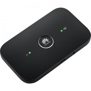 HUAWEI PORTABLE ROUTER E5573 4G,  black