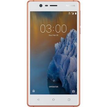 NOKIA 3 16GB 4G LTE DUAL SIM,  copper