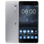 NOKIA 6 32GB 4G LTE DUAL SIM,  silver