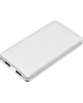 MYCANDY POWER BANK 10000MAH QCPB06,  white