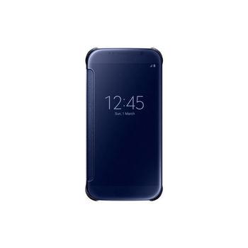 SAMSUNG GALAXY S6 CLEAR VIEW,  blue