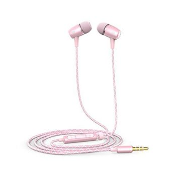 HUAWEI STEREO HEADSET AM12 PLUS,  pink
