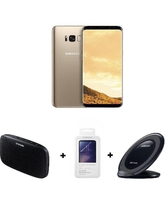 SAMSUNG S8+ PLUS PREMIUM PACK,  maple gold