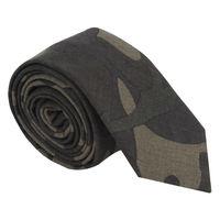 Grey Camo Tie