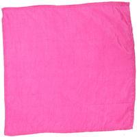 Brilliant rose pink pocket square