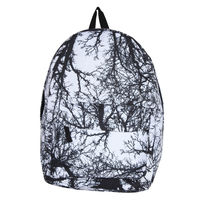 Tree Print Backpack