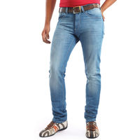 Live In Classic 5 Pocket Styling Jeans,  denim blue, 28
