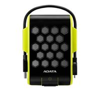 ADATA DashDrive Durable HD720,  yellow, 1tb