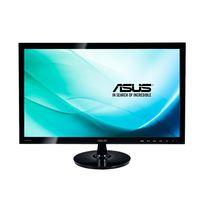 Asus VS248HR Widescreen Full HD Gaming LED Monitor,  black, 24
