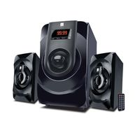 iBall Seetara 2.1 Multimedia Speakers,  black
